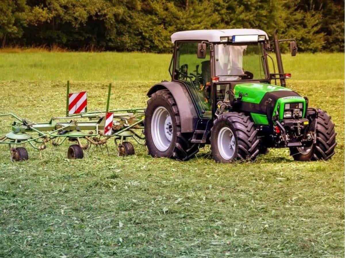 Как организовать бизнес на тракторе?