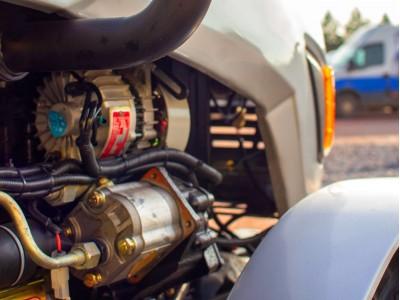Как выбрать двигатель для минитрактора?