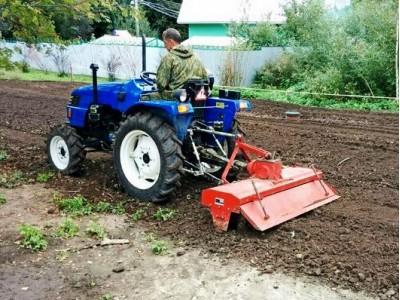 Минитрактор для огорода: как выбрать?