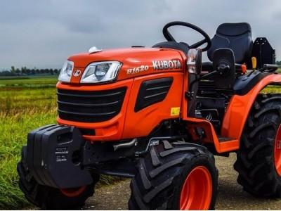 ТОП-5 лучших садовых тракторов