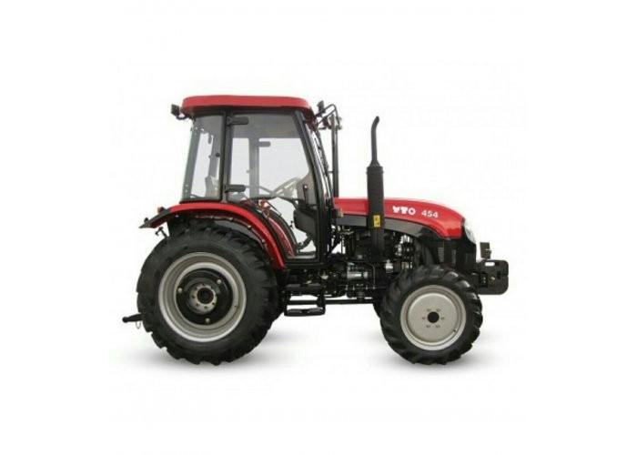 Трактор YTO -454 - Фото 1