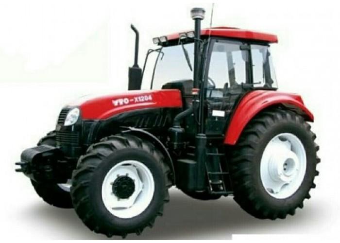 Трактор YTO -X1204 - Фото 1