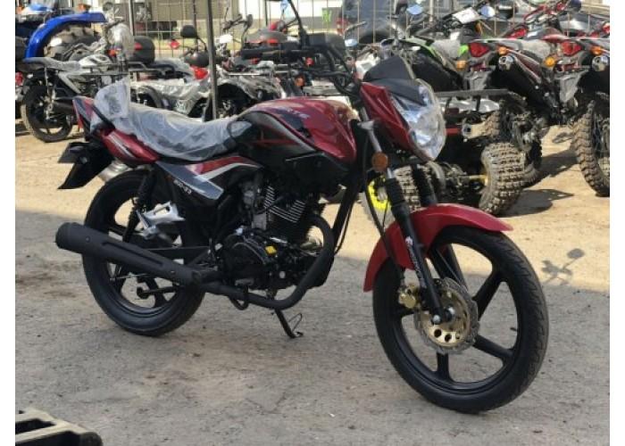 Мотоцикл Forte FT200-23N - Фото 1