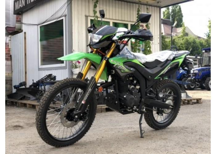 Мотоцикл Forte FT250GY-CBA - Фото 1