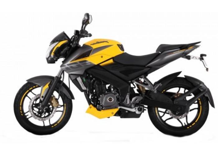 Мотоцикл Bajaj PULSAR NS200 - Фото 1