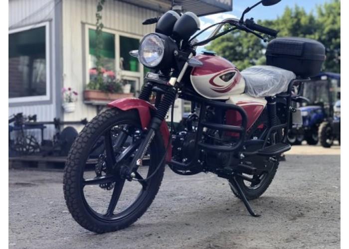 Мотоцикл Forte ALFA NEW FT125-K9A - Фото 1