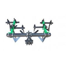 Культиватор междурядной обработки кмо-2,1