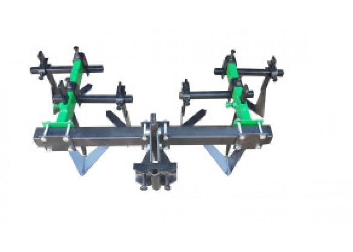 Культиватор междурядной обработки кмо-2,1  - Фото 1