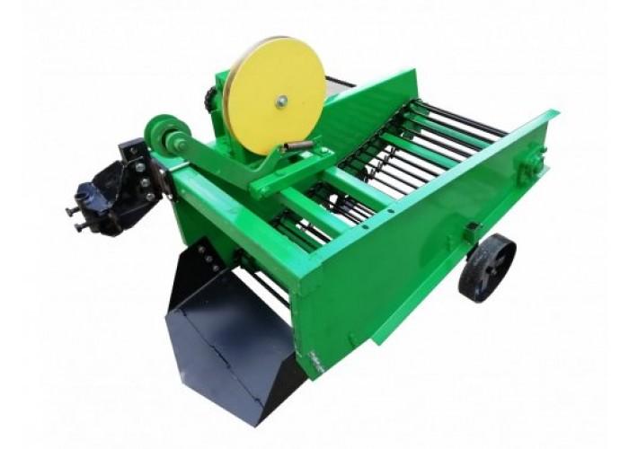 Картофелекопалка для мототрактора КМТ-1-44 - Фото 1