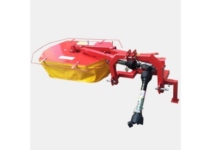 Косилка ротационная крн-1,35 (дисковая, ширина захвата 135 см, вес 190кг) без кардана - Фото 1