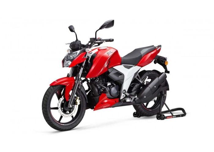 Мотоцикл TVS Apache RTR 160 4V - Фото 1