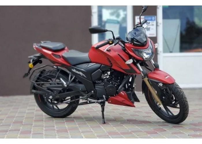 Мотоцикл TVS Apache RTR 200 4V - Фото 1