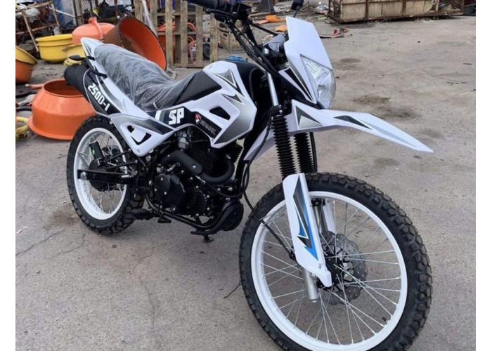 Мотоцикл Spark SP250D-1 - Фото 1