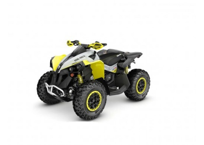 Квадроцикл BRP Renegade X XC 650