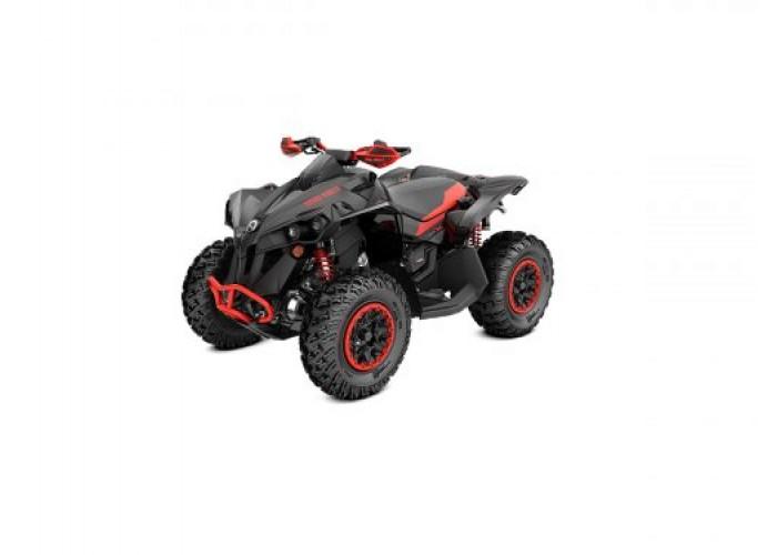 Квадроцикл BRP Renegade X XC 1000R