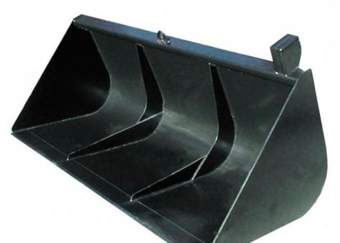 Погрузчик фронтальный для сыпучих материалов ПФ800 (к трактору ДТЗ 504) (объем ковша 0,48М3) - Фото 1