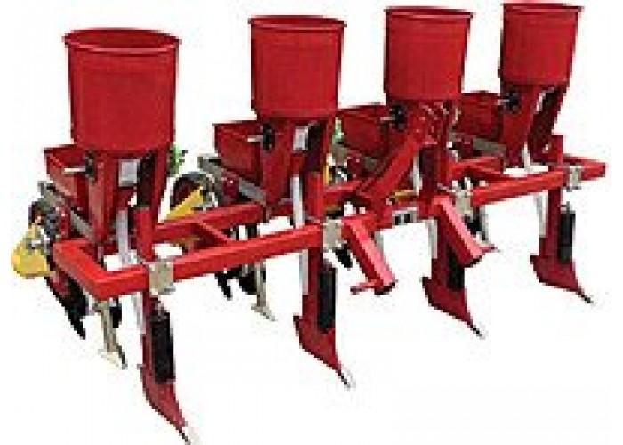 Туковысевающие аппараты ДТЗ КС-2 в комплекте (2 бункера под удобрения для картофелесажателей) - Фото 1