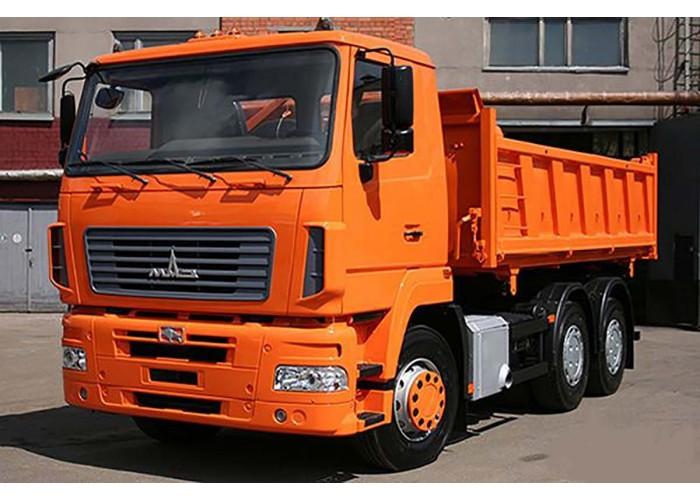 Самосвал МАЗ 6501E9 - Фото 1