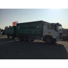 Зерновоз автопоезд HOWO Т5 70 м3 6х4