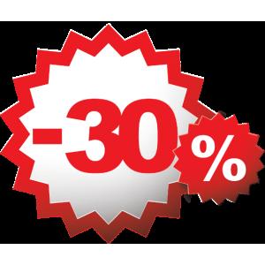 Акции и Скидки до -30%!